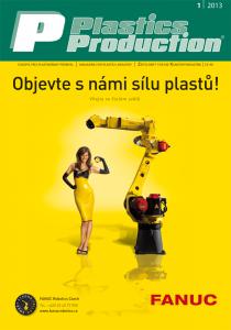 Obálka Plastics Production 1/2013