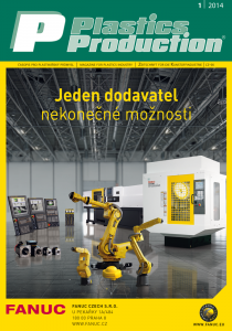Obálka Plastics Production 1/2014