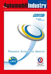 Obálka Automobil Industry 3/2014