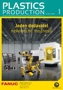 Obálka Plastics Production 1/2015