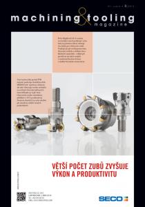 Obálka machining & tooling 3/2015