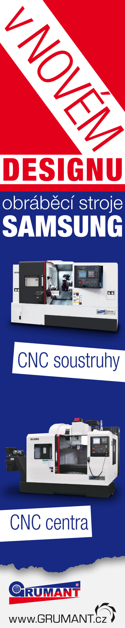 Grumant ND CNC