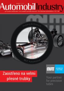 Obálka Automobil Industry 2/2016