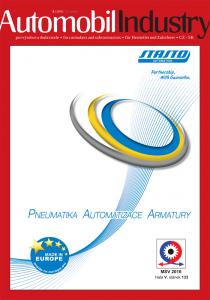 Obálka Automobil Industry 3/2016