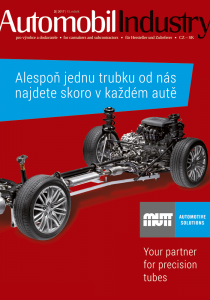 Cover Automobil Industry 2/2017