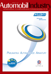 Cover Automobil Industry 3/2017