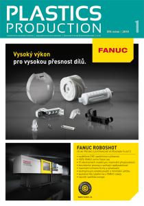 Obálka Plastics Production 1/2019