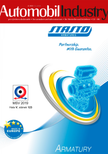 Cover Automobil Industry 2/2019