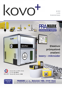 Zeitschriftencover KOVOINZERT 2/2019